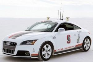 роботизированная Audi TT