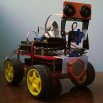 Идея и шасси моего мобильного робота