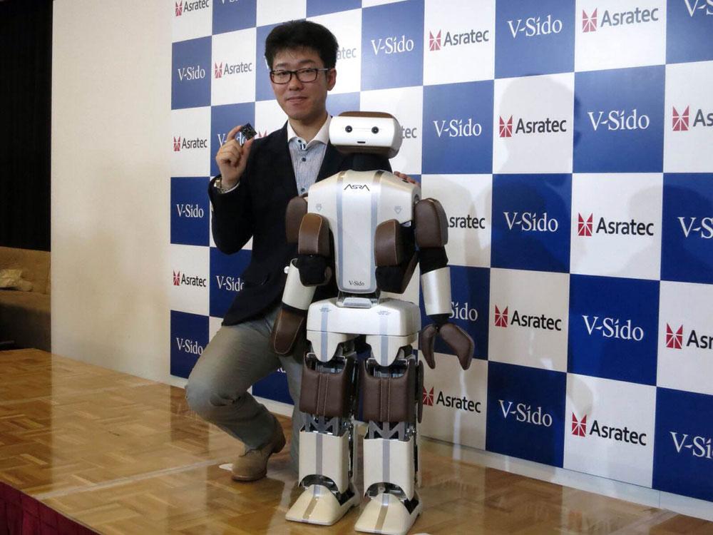 Робот ASRA C1
