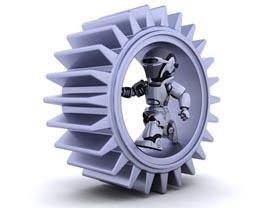 движение робота