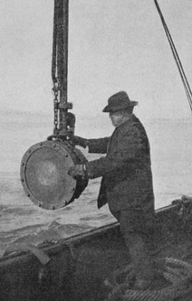 Подводный акустический эксперимент