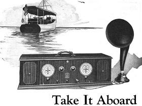 RCA's Radiola AR-812 radio