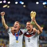 Секретное оружие немецких футболистов