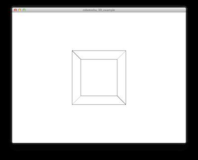 Куб в Processing