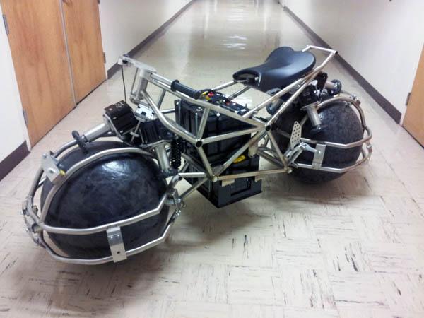 Шаровое колесо