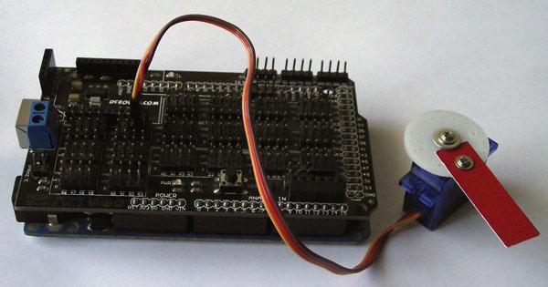 DFROBOT MEGA Sensor Shield v1.2