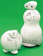 ApriAttenda robot nanny