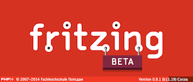 Fritzing 0.9.1