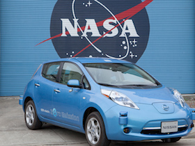 Совместный проект NASA и Nissan