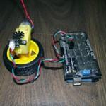 Новое шасси для Роботоши и колесные энкодеры DFRobot