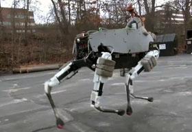 Робот Spot от Boston Dynamics