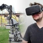 Робот телеприсутствия DORA дает невероятное ощущение реальности
