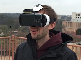 Виртуальная реальность с GPS сантиметровой точности