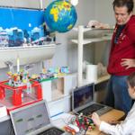 Электроникум – соревнование по робототехнике