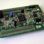 Оценочная плата STM32F4 Discovery с STM32F407