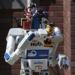 Трансформирующийся робот стал победителем на DARPA Robotics Challenge
