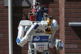 Робот KAIST DRC-HUBO