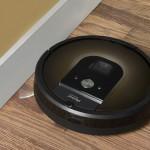 Визуальный SLAM в новом пылесосе от iRobot