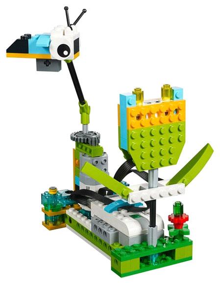 LEGO WeDo 2.0 птица
