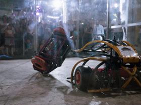 Битва роботов в Нано-сити