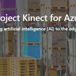 "Microsoft анонсировал 3D-камеру ""Проект Kinect для Azure"""