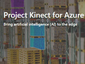 Проект Kinect для Azure